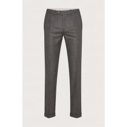 Pantalon chino en coton...