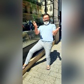 #19mai #mybirthday #onvousattendra #stylemenfashion #onnelâcherien #vousnousmanquez❤️ #commercelocal #multimarqueshommes  . . Pantalon @masons_official @wearhouseparis  Polo @alessandroluppi_fashion @greygrooveshowroom