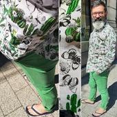 #madeitalia #colorsofspring #imprimé #fashionstyle #funtimes #cactus #onnelâcherien #springfashion . . @poggianti_1958  @masons_official  @cala1789